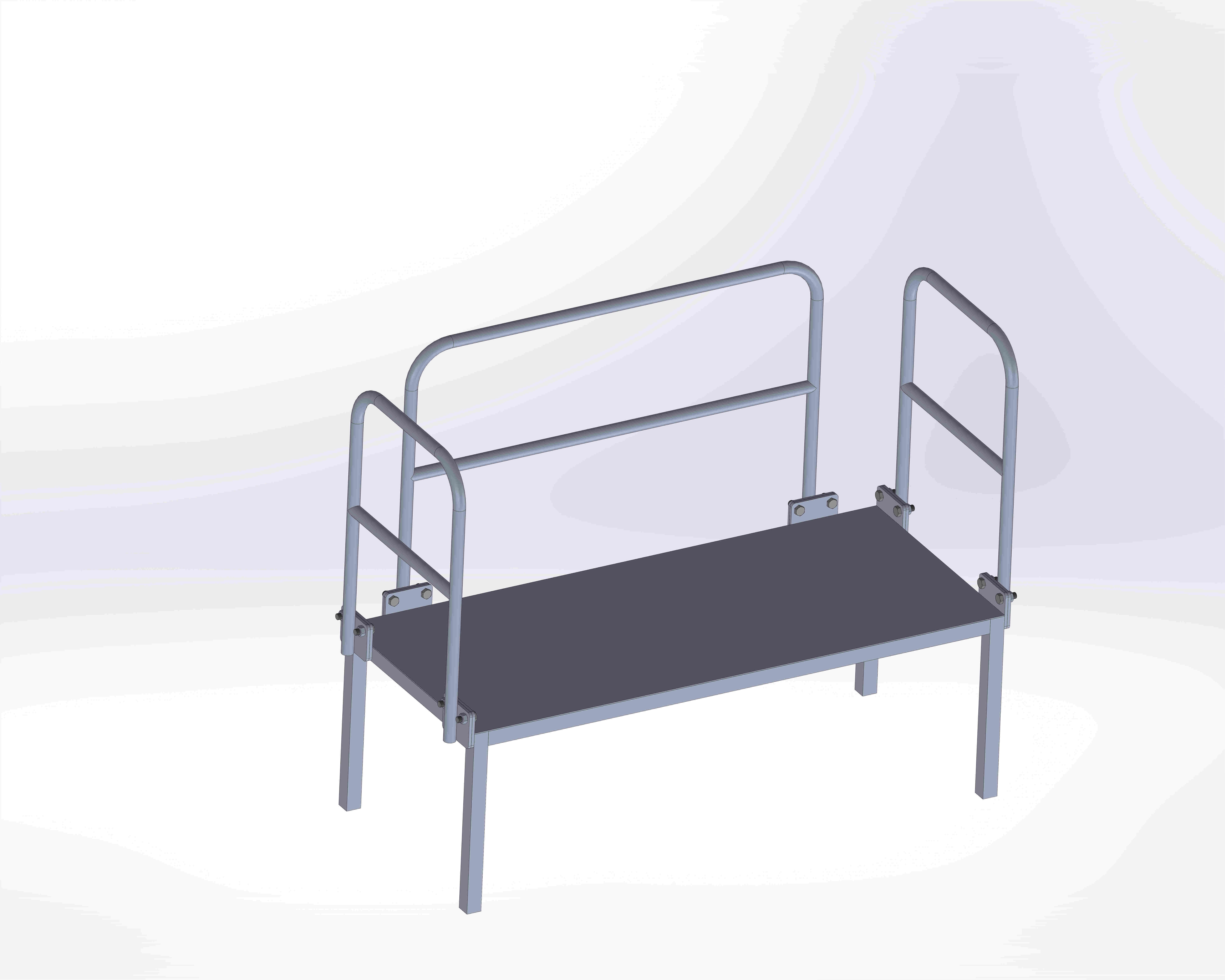 Foot Stretching Platform