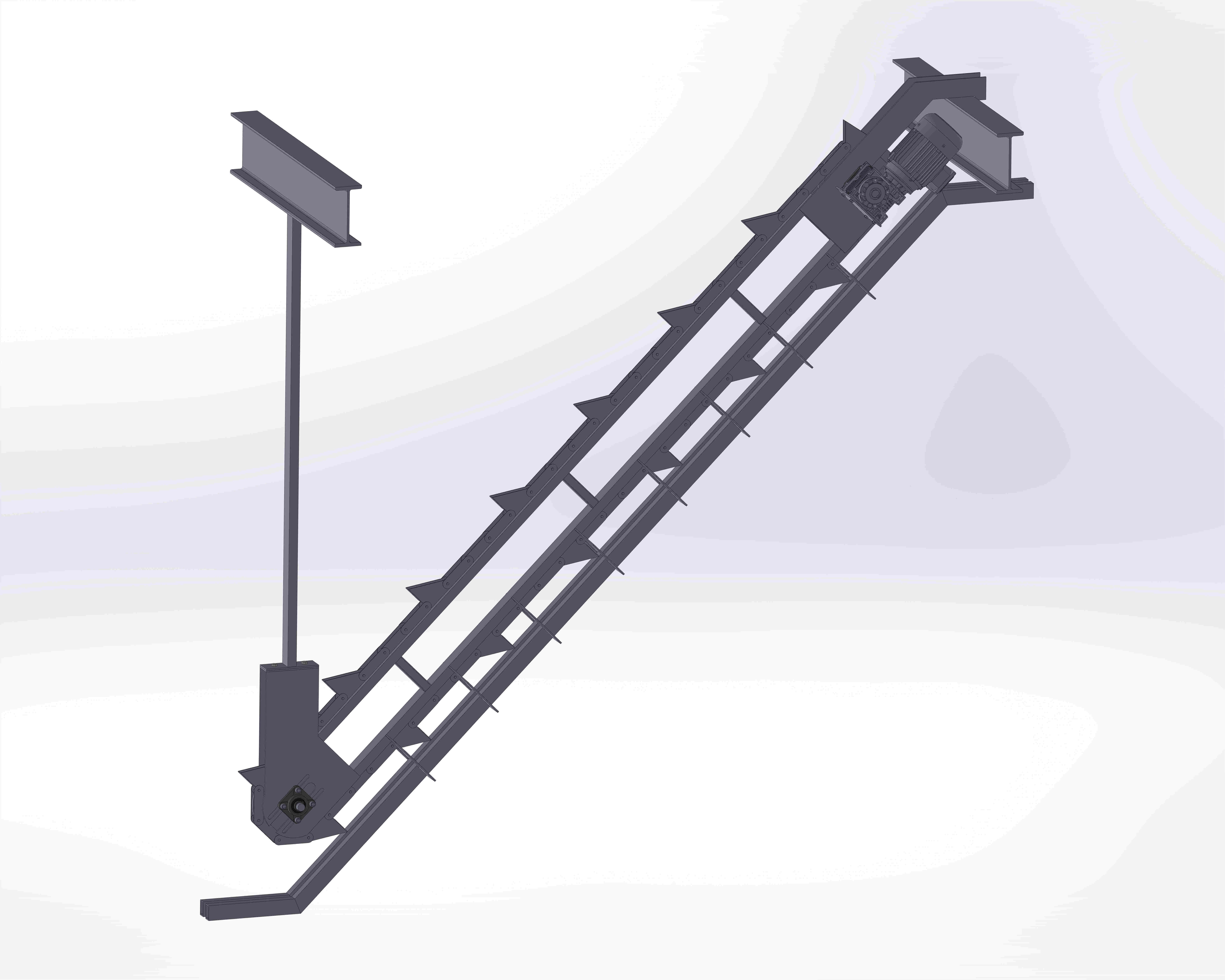 Hook Return Conveyor