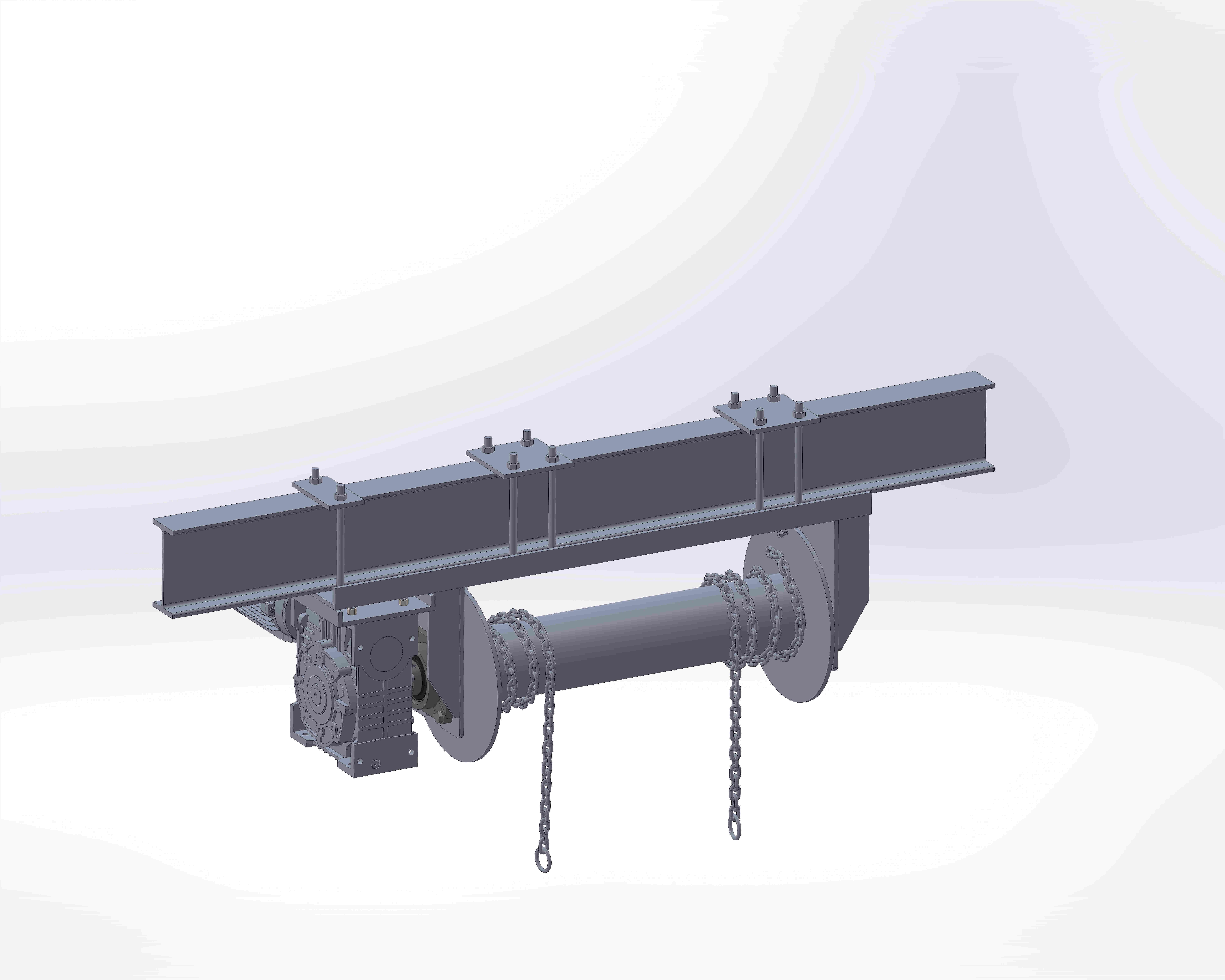 Mechanical Dehiding Machine