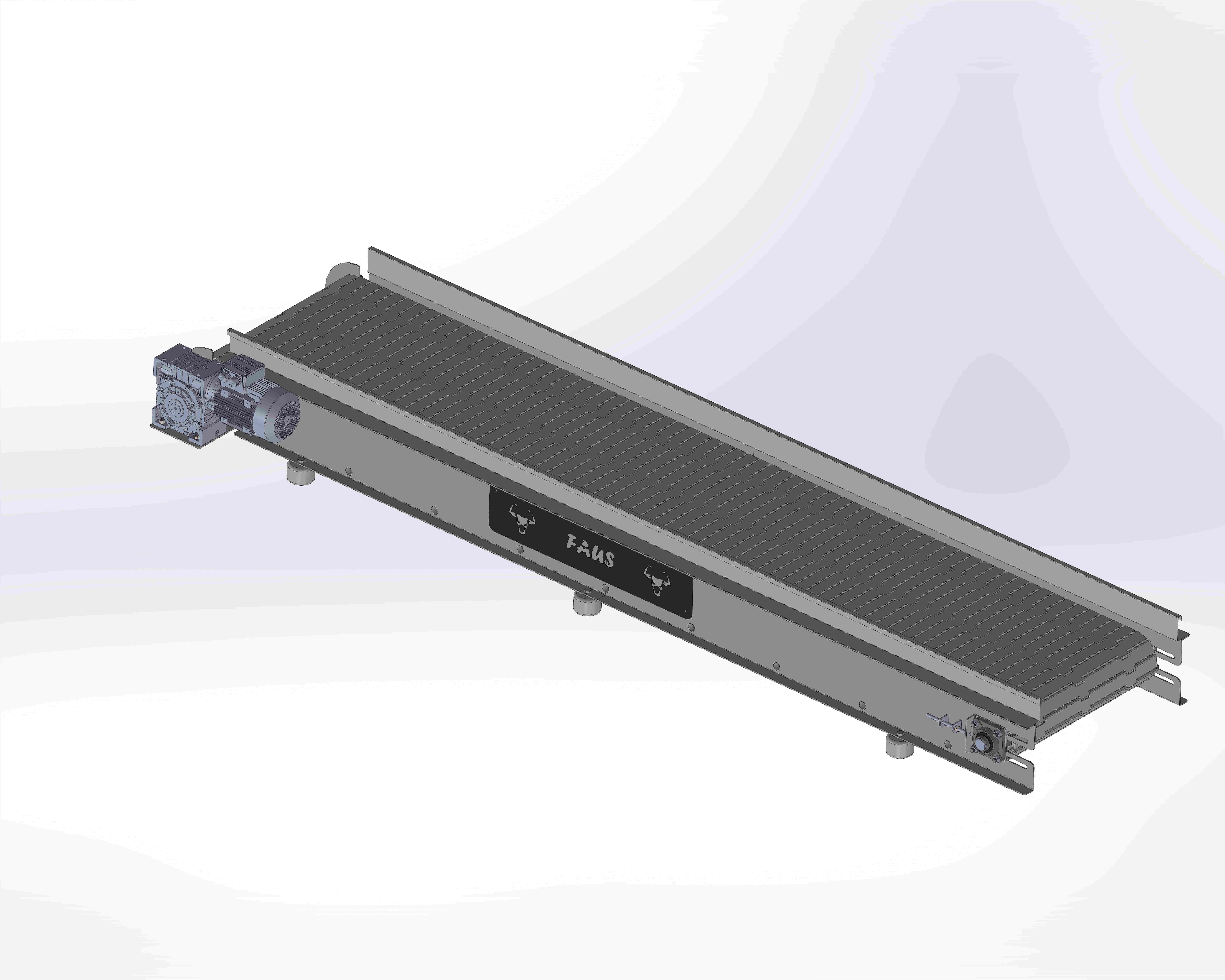 Offal Band Conveyor