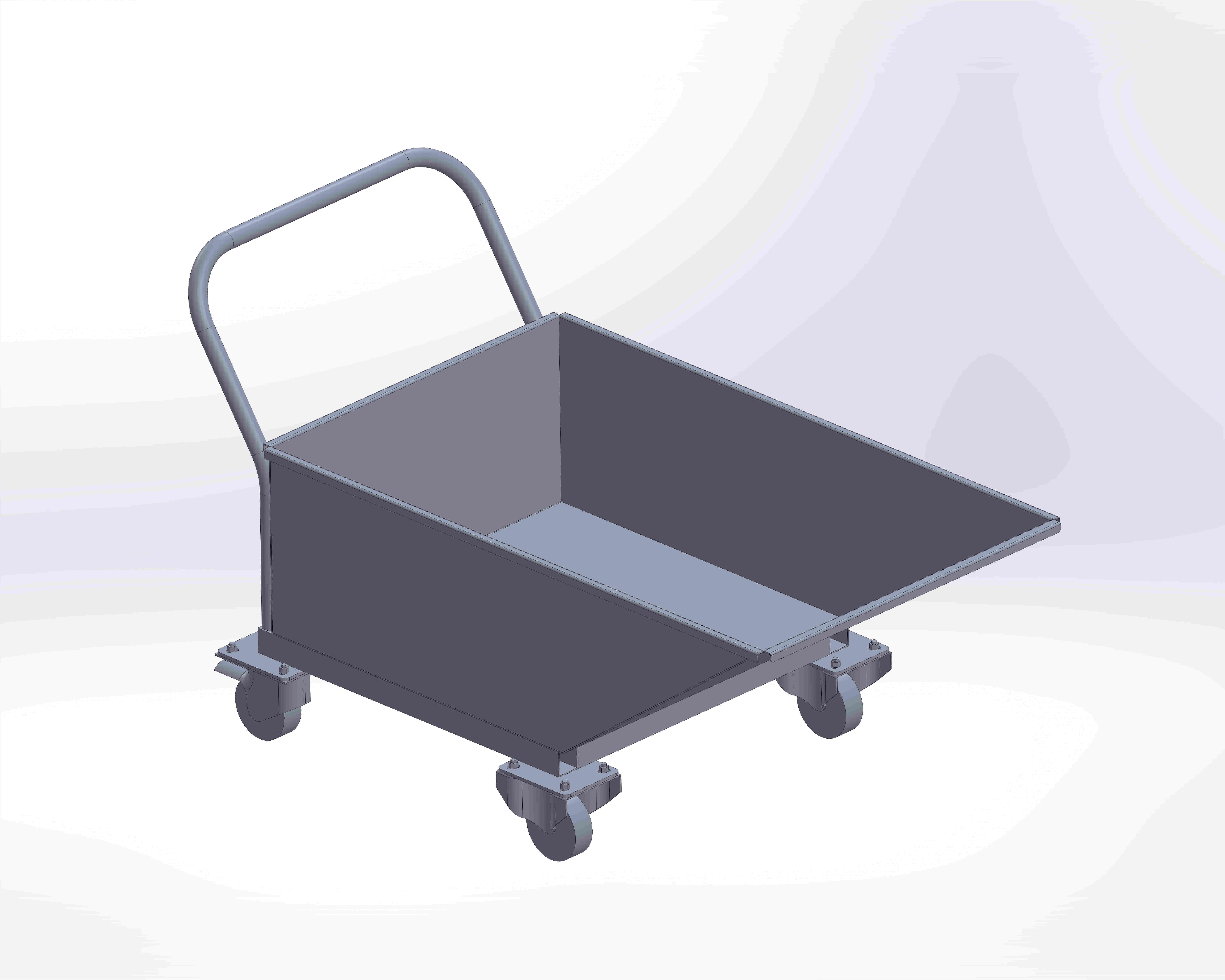 Offal Trolley