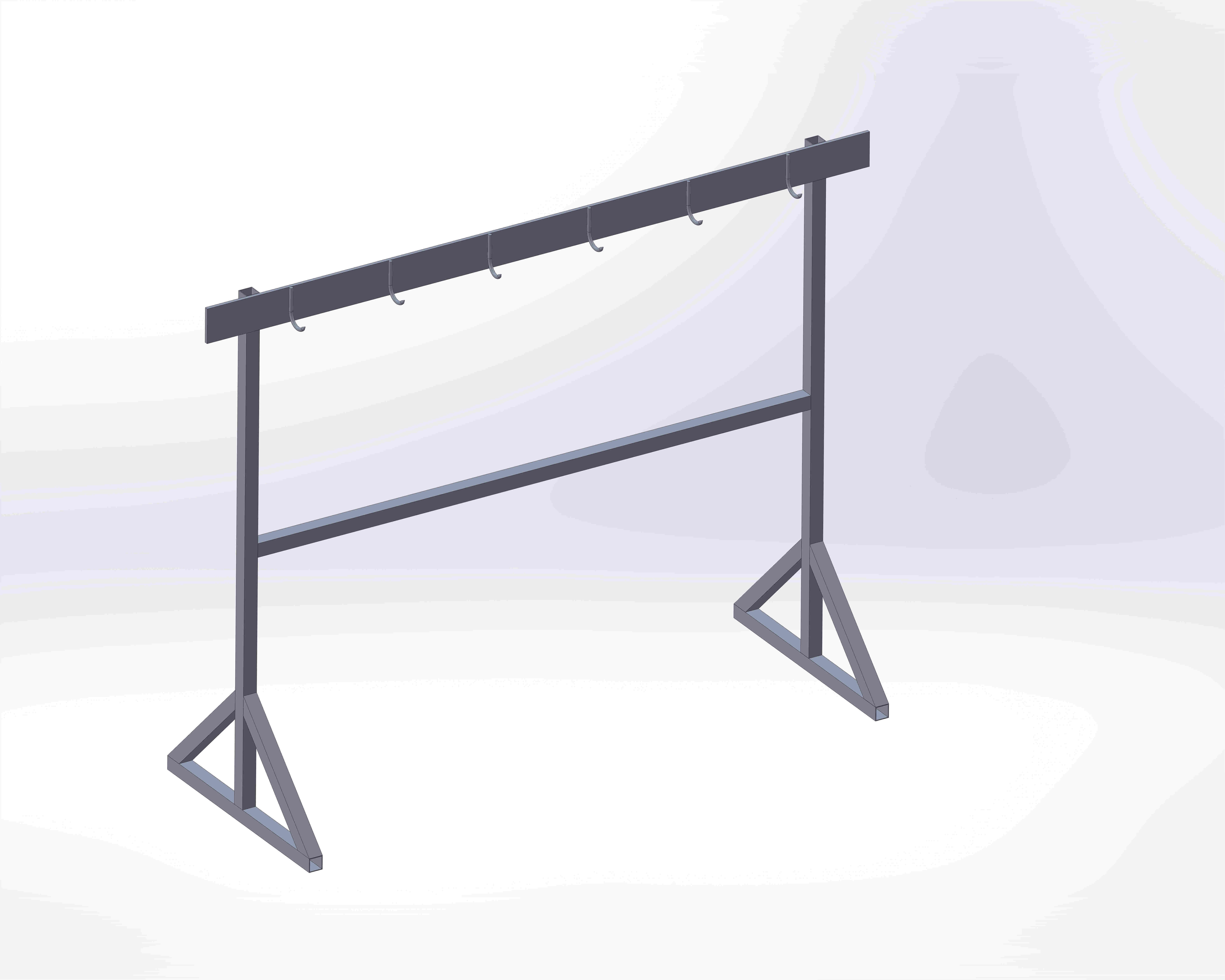 Stationary Offal Hanger
